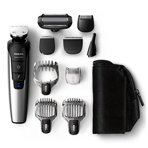 Philips QG3398/15 Serie 7000 PRO - Recortador barba, cabello y cuerpo