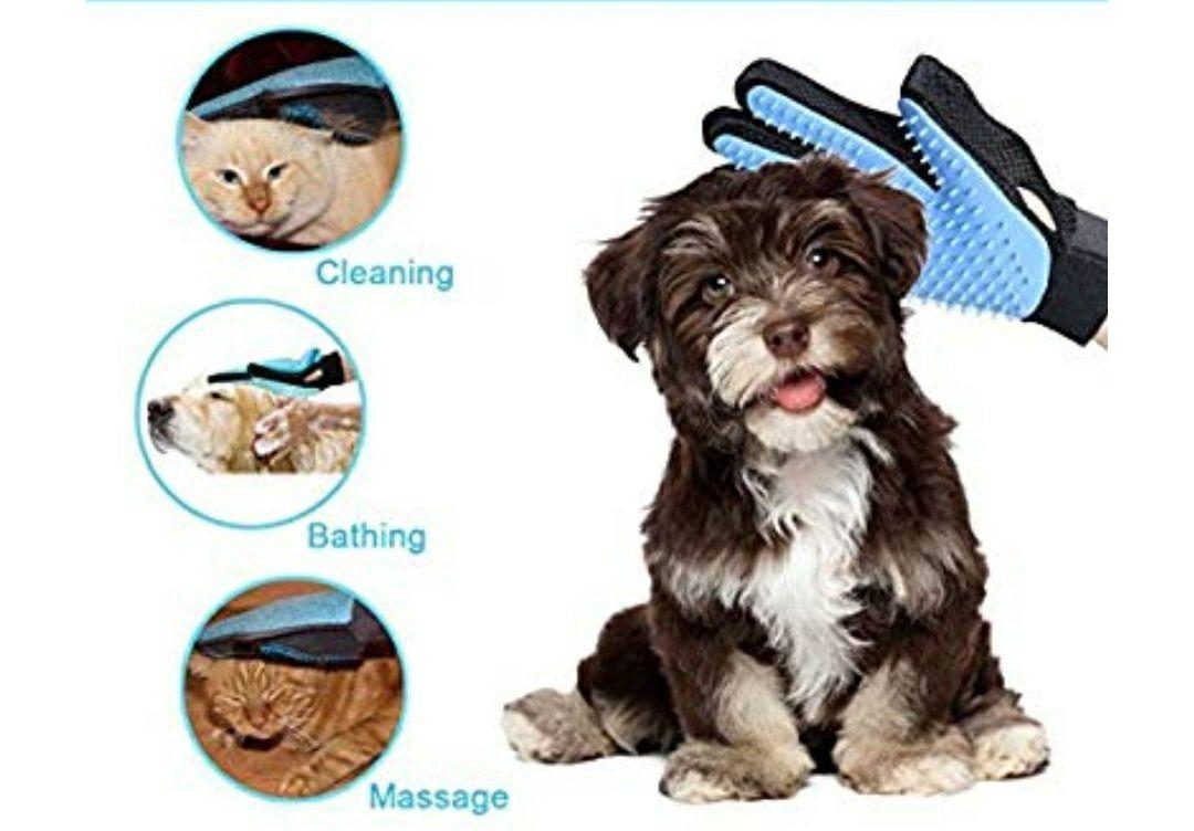 Guantes para pelos de mascotas. Oferta flash. Pack 2