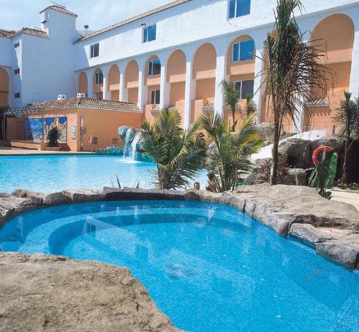 Roquetas de Mar: 5 noches en hotel 4* por 50€/p