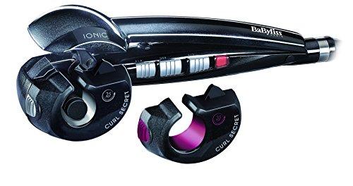 BaByliss Curl Secret 2 C1300E Rizador de pelo automático con 2 cabezales