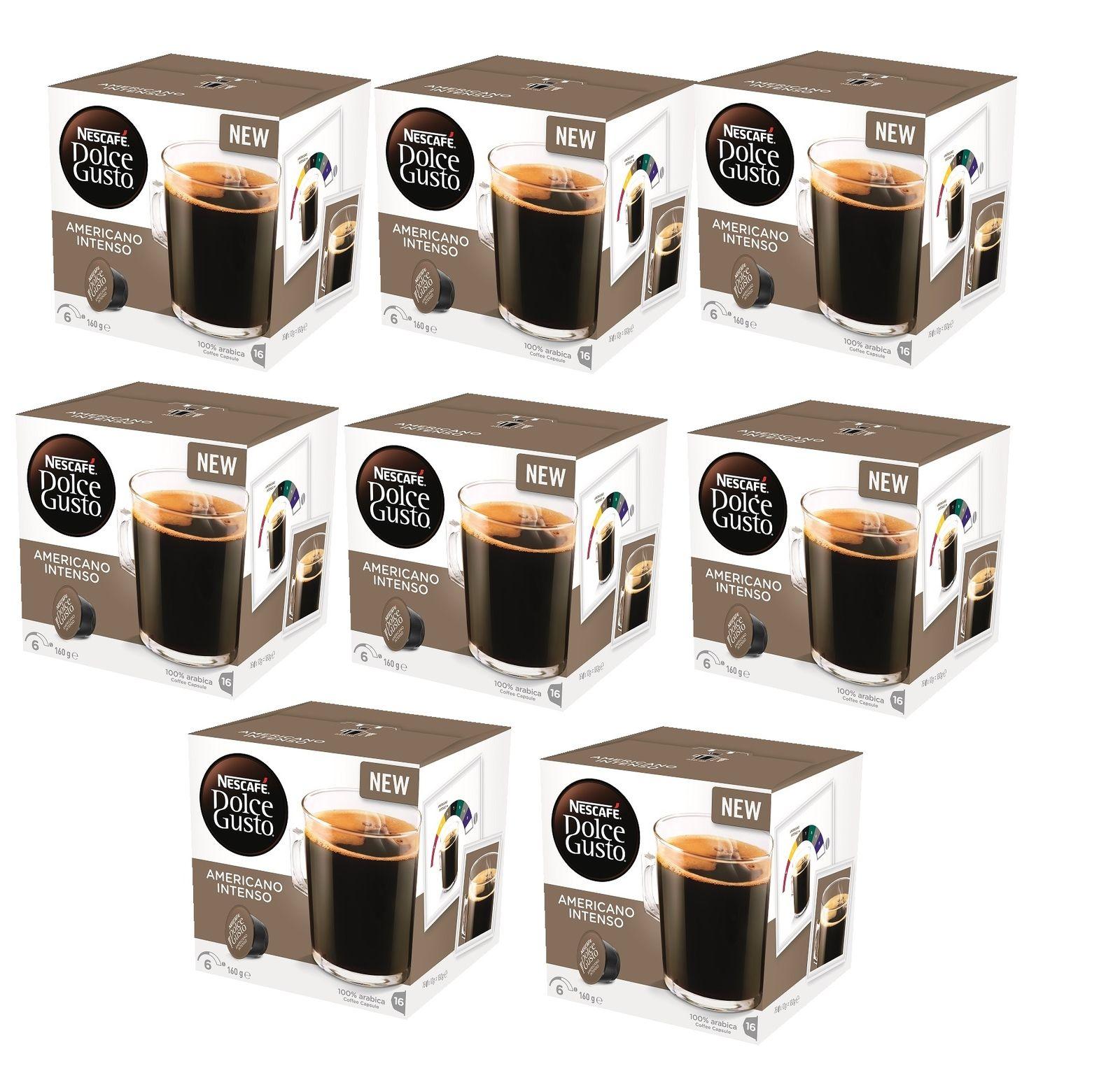 10x cajas café Dolce Gusto solo 27€