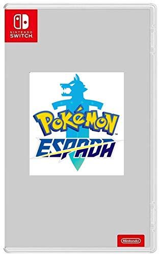 Reserva disponible Pokémon Espada