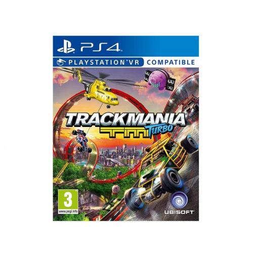 Trackmania Turbo para PS4