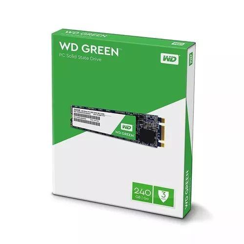 WD Green 240GB SSD M.2 SATA