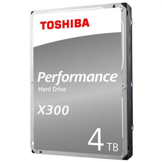 """toshiba X300 3.5"""" 4TB SATA III"""