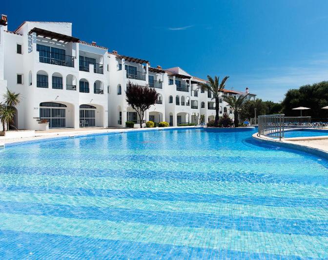 3 noches en hotel 4* en Menorca= 45€/p