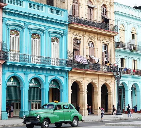 Vuelos a La Habana en Junio solo 326€ ida y vuelta