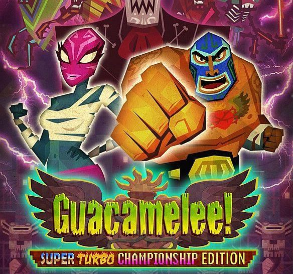 Guacamelee! Para Steam GRATIS