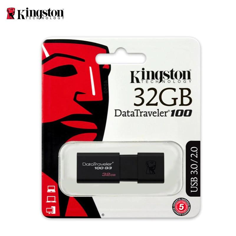USB Flash Drive 32 GB Kingston (Desde España)