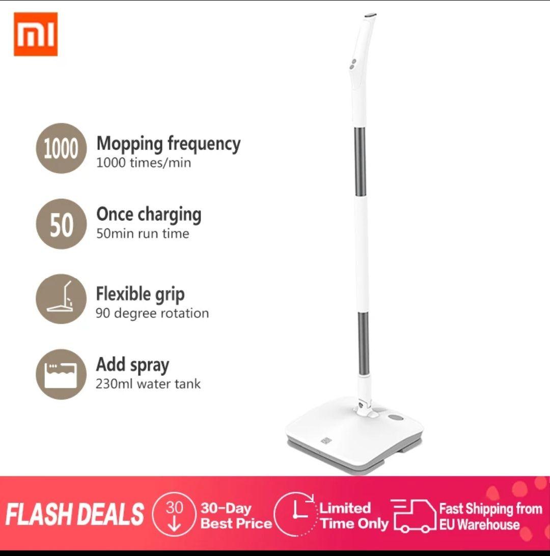 Mopa eléctrica de Xiaomi desde Alemania