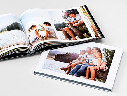 Páginas extra gratis en albumes Photobox