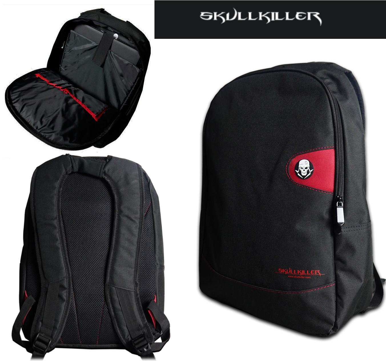 """Skullkiller Gaming Pro LPBK 15.6"""" - Mochila Portátil Gaming (-65%)"""