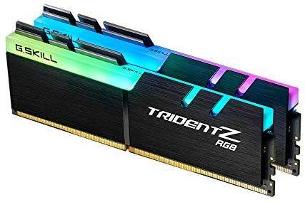 ¡¡Chollazo!! 32 GB DDR4 G.Skill Trident Z RGB