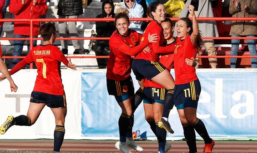 LOGROÑO (24 MAYO): ESPAÑA - CANADÁ GRATIS (Selección Femenina)