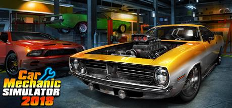 Car Mechanic Simulator 2018 al 52% Steam