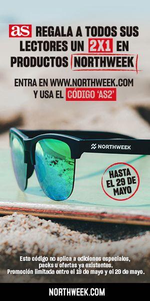 2x1 Northweek gafas de sol