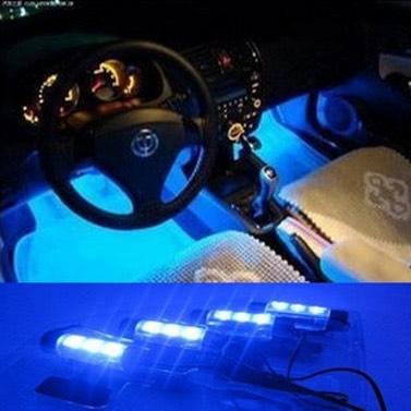 Luces LED para coche por solo 3,8€
