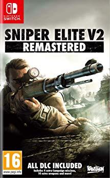 Sniper Elite v2 Nintendo Switch 12.9€ (desde Europa)