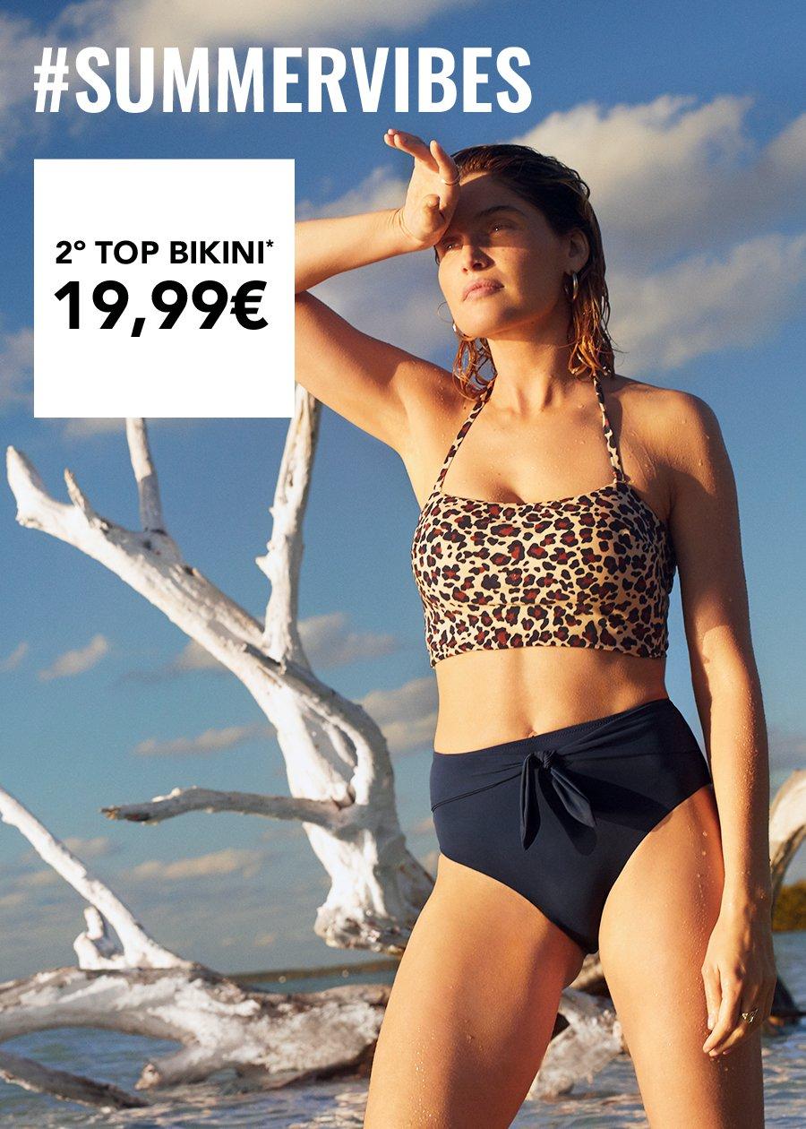2º top bikini - 19,99€ en Etam