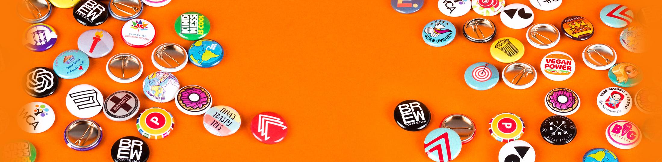 Sticker Mule 50 chapas redondas por 17,10€