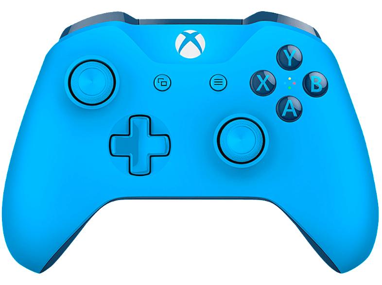 Mando inalámbrico - Xbox One Wireless Controller Gamepad Azul