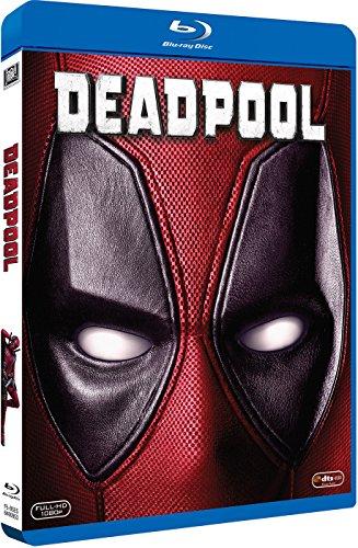 Blu-Ray Deadpool (Amazon, MediaMarkt)