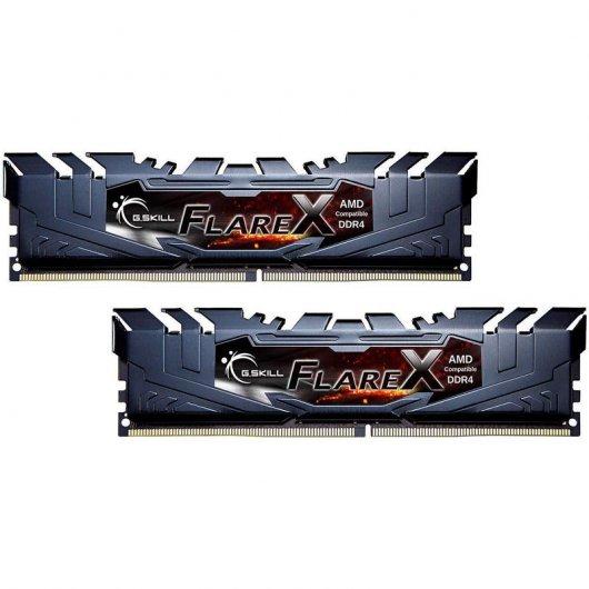 G.Skill FlareX DDR4 3200 PC4-25600 16GB 2x8GB CL14