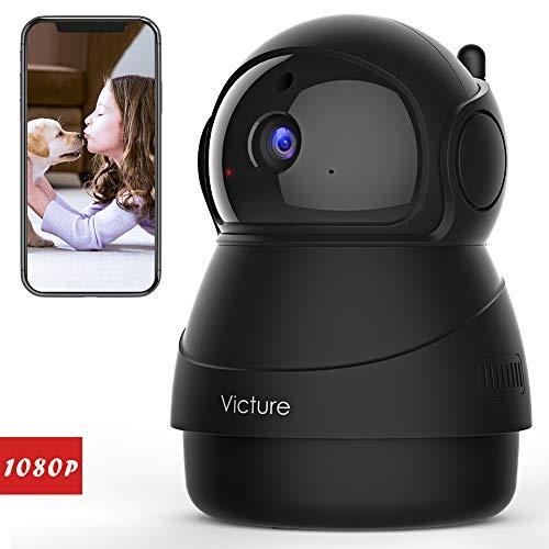 Cámara IP Wifi 1080p con visión nocturna