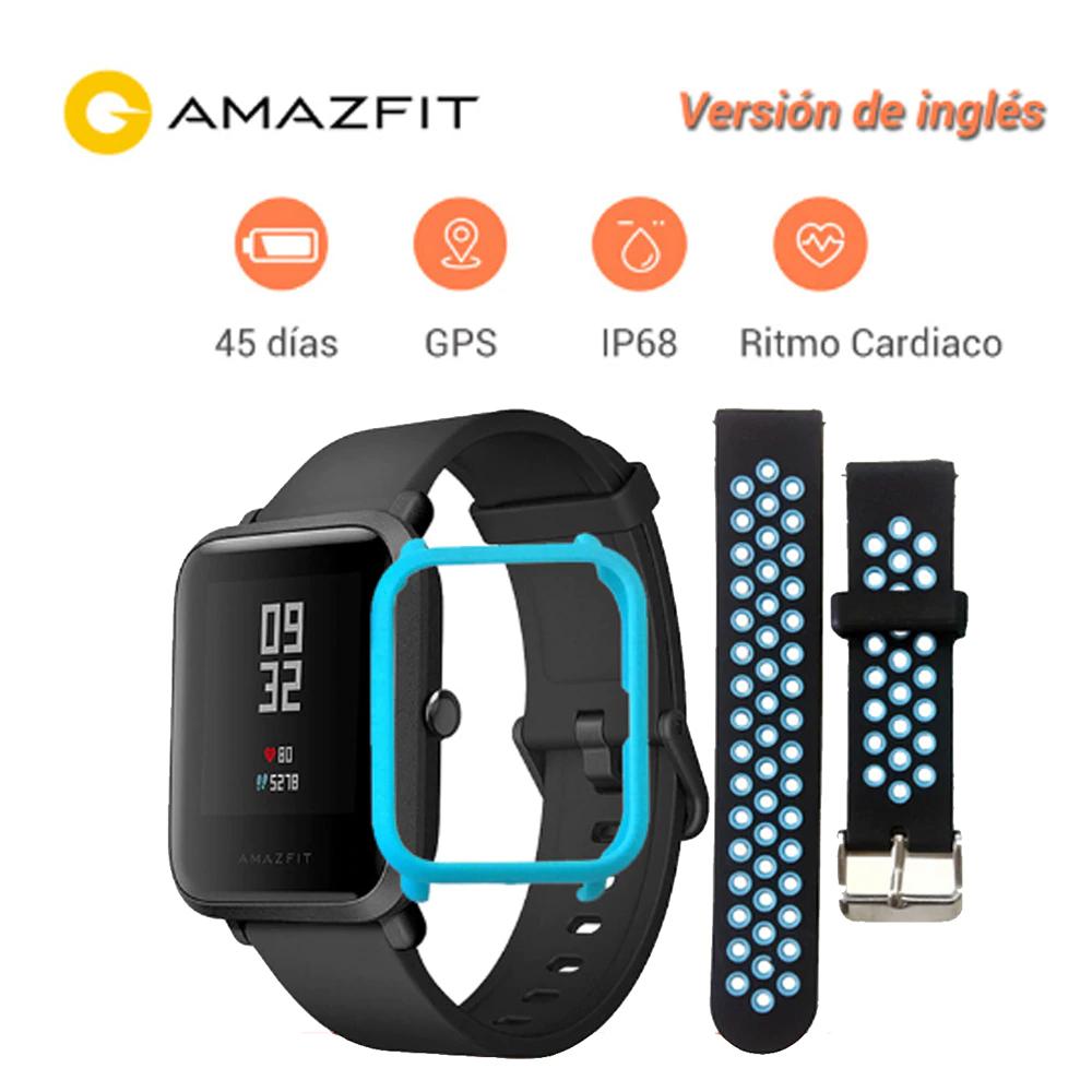 Xiaomi Amazfit Bip + accesorios