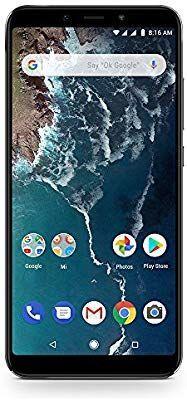 Xiaomi MI A2 - Smartphone Dual Sim, 4/64 GB (Negro, EU)