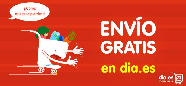 ENVIO GRATIS ESTE FINDE EN COMPRAS SUPERIORES A 30€