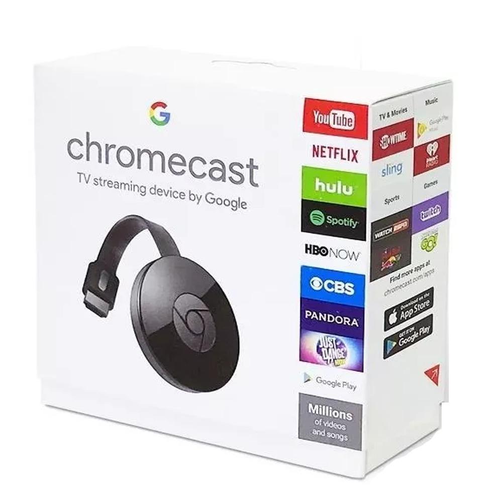 AlCampo: Chromecast Ultra 4K
