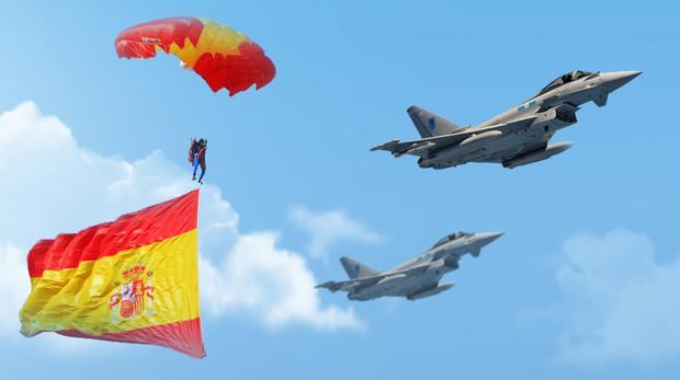 Actos por el día de las fuerzas armadas en Sevilla + Desfile + Precios de viajes a Sevilla