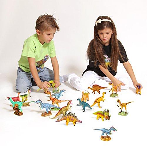Colección de dinosaurios Cazadores Dr. Steve