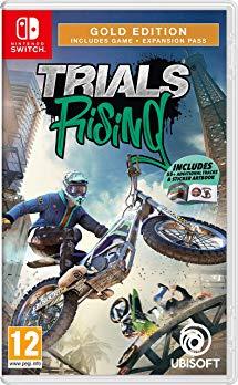AlCampo: Trials Rising Gold Edition  (Nintendo Switch, Físico)