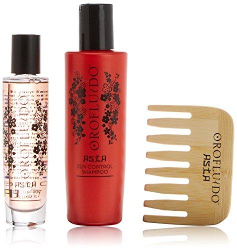 Revlon Asian Beauty Serum + Champú + Peine - 1 Pack