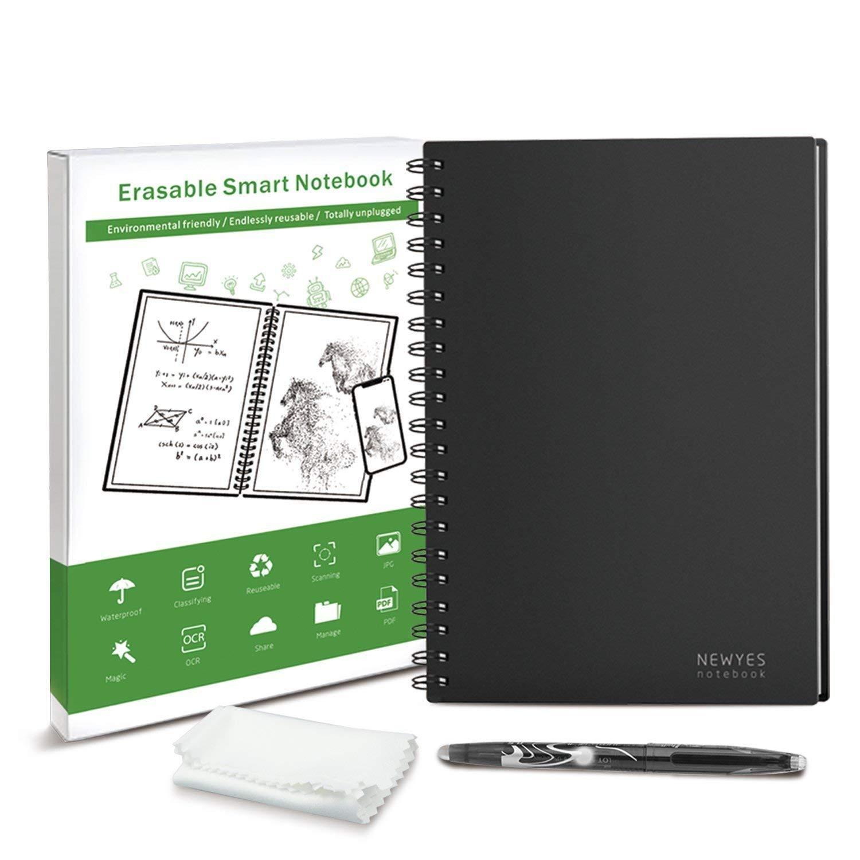Cuaderno inteligente Reciclable con App