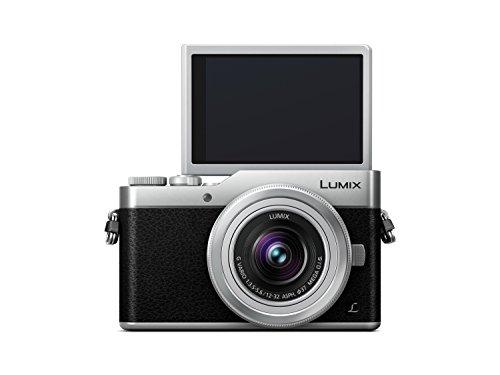 Panasonic Lumix G DC-GX800KECS - Cámara EVIL de 16 MP