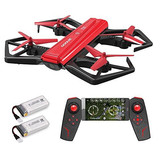 GoolRC T33 WIFI FPV Drone con cámara 720P HD