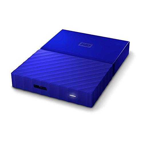 WD My Passport - Disco Duro portátil de 3 TB