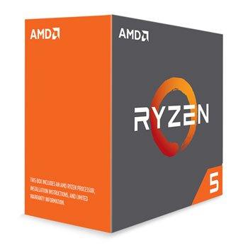 AMD Ryzen 5 1600 ( con disipador)