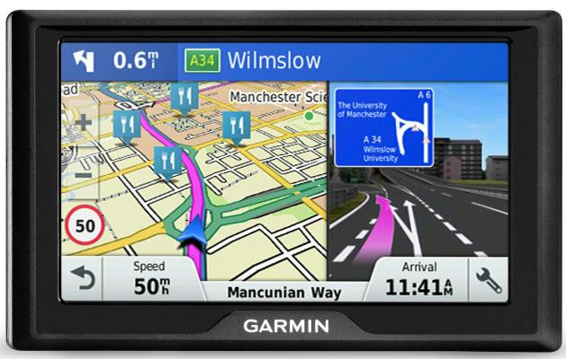 Garmin Driver 50LM Europa solo 64.9€
