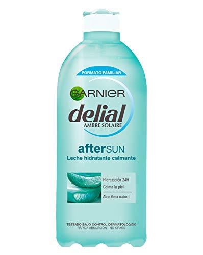 2ª unidad al 50% en Garnier Delial  After Sun con Aloe Natural - 400 ml