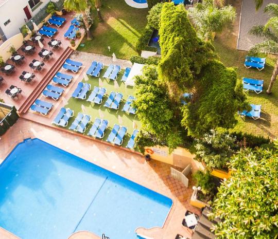 7 noches en Torremolinos en hotel 4* por 58€/p