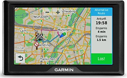 "Garmin Drive 50LM Portátil/Fijo 5"" TFT 170.8g Negro navegador"
