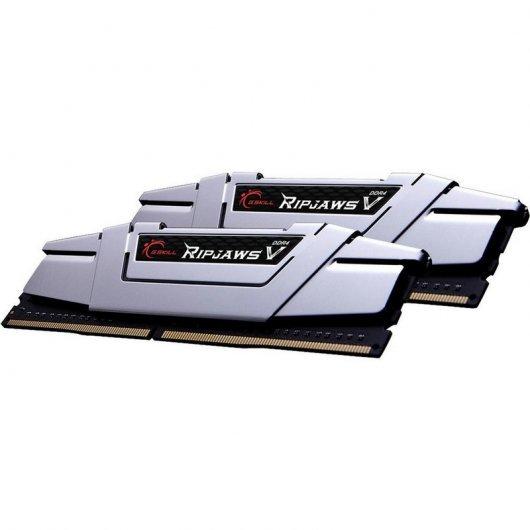 G.Skill Ripjaws V Silver DDR4 2400 PC4-19200 16GB 2x8GB CL15