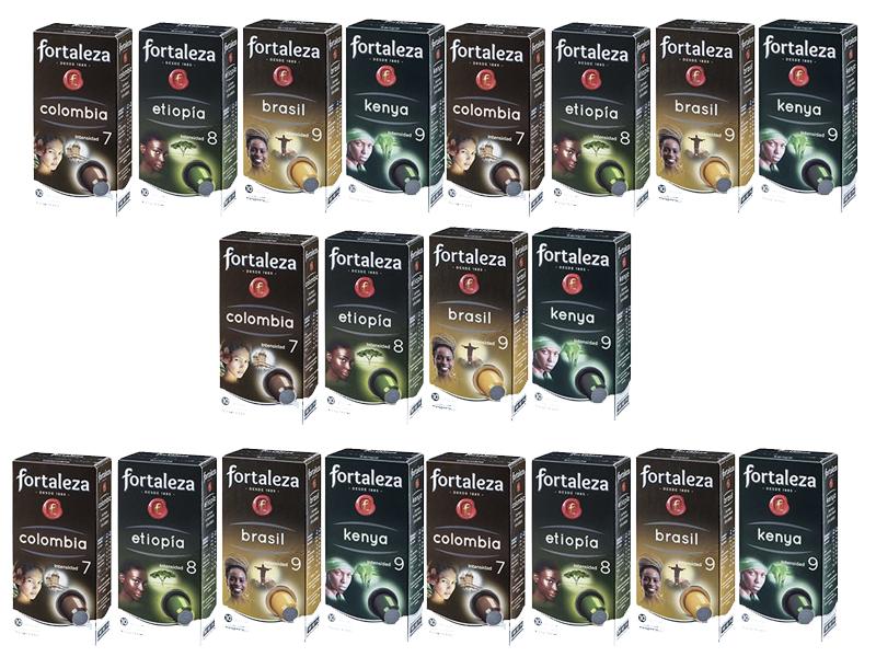 200 cápsulas de café por 30€