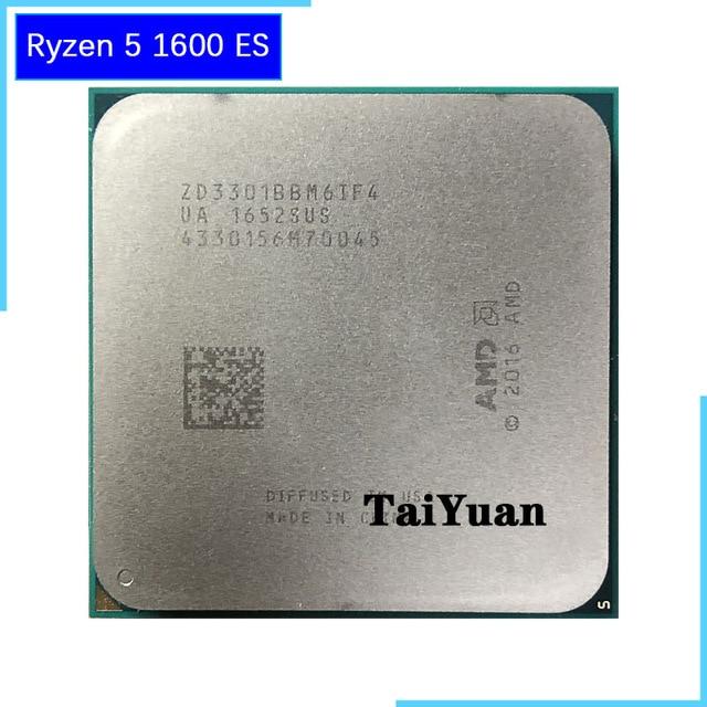 Ryzen 5 1600 usado