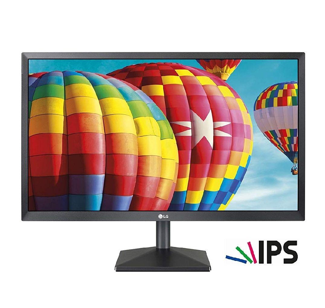 "Monitor LG 23.8"" IPS 1920x1080 75Hz Freesync HDMI VGA( 24MK430H-B )"