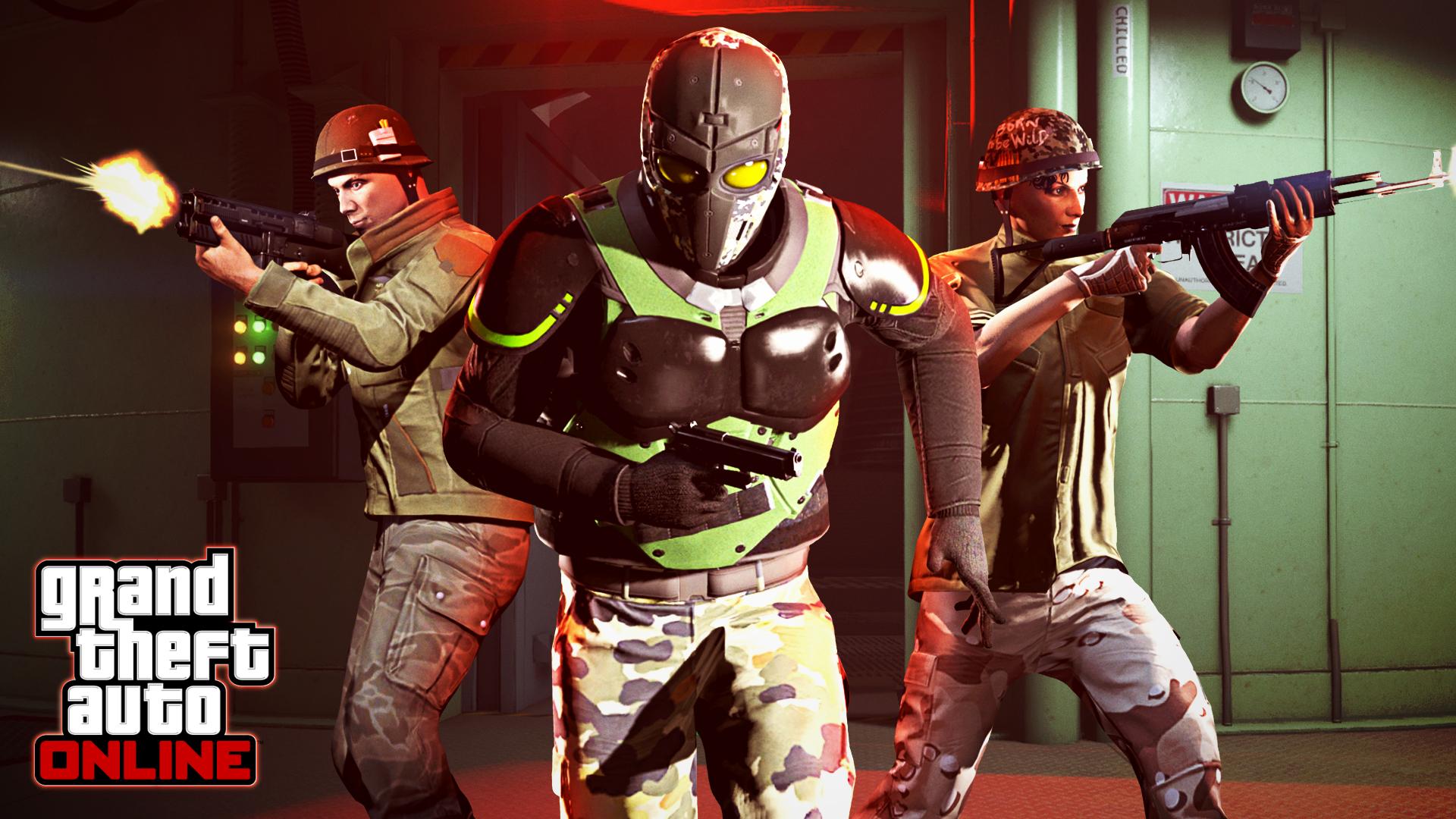 Nuevo MISILLE BASE SERIES en GTA Online esta semana + $250k